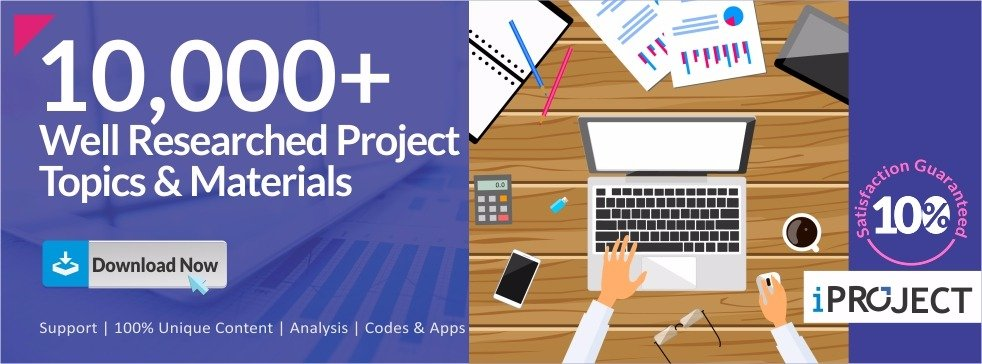 Final Year Research Project Topics | Download Free Projects Banner