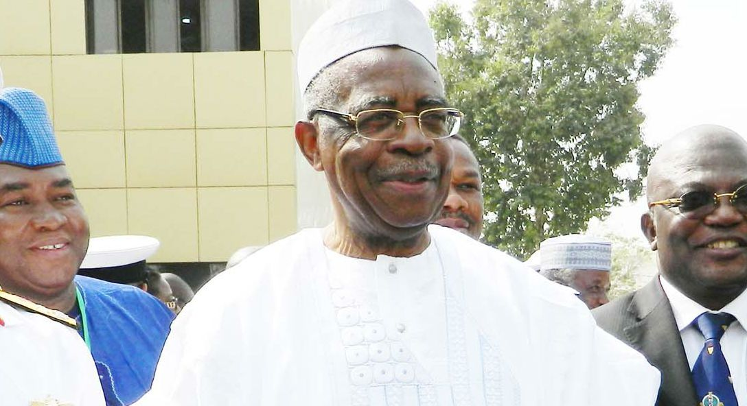 T Y Danjuma, Dogonyaro, Christian Elders blame Buhari administration for national crisis image